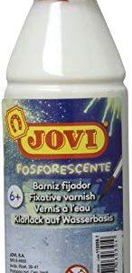 Barniz Jovi FOSFORESCENTE ACRÍLICO Agua 250 ml Botella