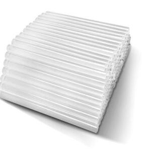 Barras de silicona Amdai 100 - Pegamento transparente 7 mm d ...