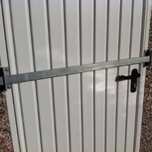 Barrera de bloqueo para caseta de jardín, fábrica, puerta ...