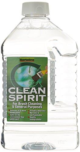 Bartoline 19955020 2L Clean Spirit Paint Solvente