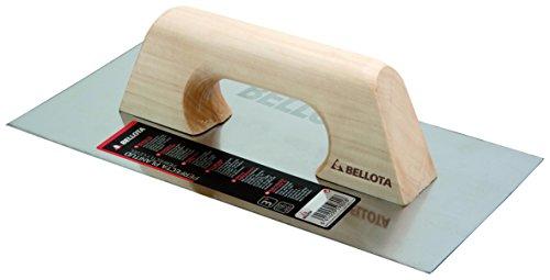 Bellota 5861-1 INOX Llana recta mango de acero inoxidable ...