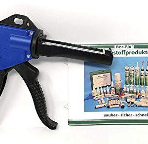 Ber-Fix Original Dosierpistole für 50ml Kartuschen Kartusche ...