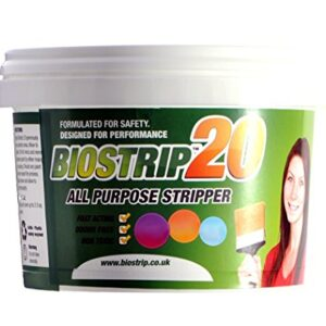 Biostrip PAINT 20 pelar 500 ml, quitar la pintura. Solu ...