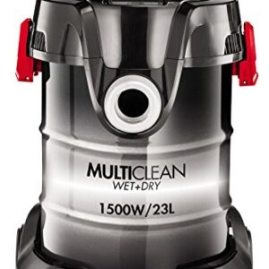 Bissell MultiClean W&D Drum 23 L Negro, Blanco 262 W, 1500 W ...