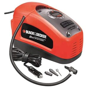 Black + Decker ASI300-QS - Compresor de aire, 160 PSI, 11 bar, ...