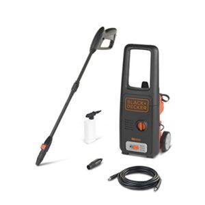 Black + Decker BXPW1400E Lavadora de alta presión, 1400 ...