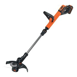Black + Decker STC1820PC-QW STC1820PC-QW-Trimmer (Litio, 2 ...