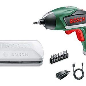 Bosch IXO Basic - Destornillador (3.6V, en caja de plástico ...