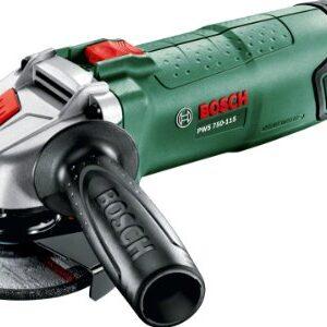 Bosch PWS 750-115 - Amoladora (750 W, mango antivibraciones ...