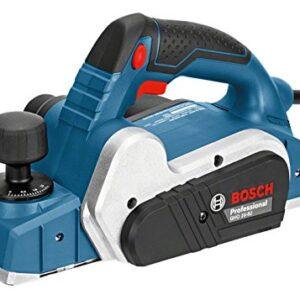 Bosch Professional GHO 16-82 - Cepillo (630 W, rebaje 9 mm, ...
