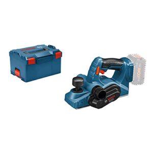 Bosch Professional GHO 18 V-LI - Cepillo de batería (18V, reb ...