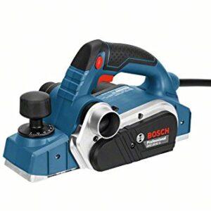 Bosch Professional GHO 26-82 D - Cepillo (710 W, rebaje 9 mm ...