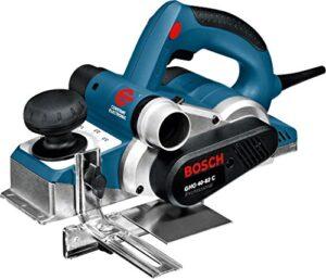 Bosch Professional GHO 40-82 C - Cepillo (850 W, rebaje 24 m ...