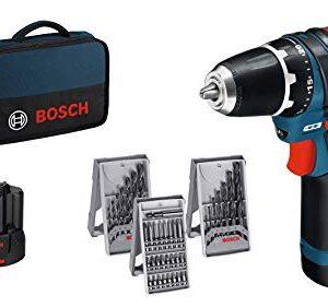 Bosch Professional GSR 12V-15 - Destornillador a batería (2 ba ...