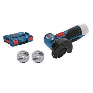 Bosch Professional GWS 12V-76 - Amoladora angular con batería ...