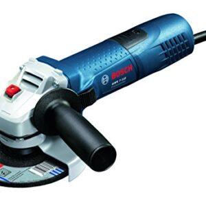 Bosch Professional GWS 7-115 - Amoladora angular (720 W, 110 ...