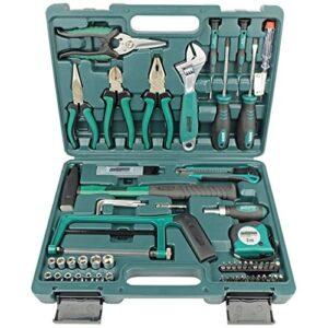 Brüder Mannesmann Werkzeuge 74 piezas Juego de herramientas, ...