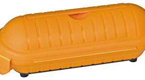 Brennenstuhl 1160440 Caja protectora, amarilla
