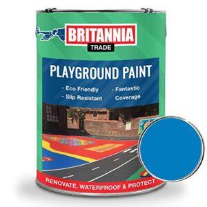Britannia Saxe - Pintura para pisos de hormigón y asfalto, ...