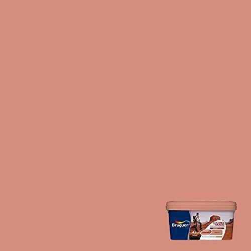 Bruguer 5057362 - Colores del mundo Colorado TERRACOTA 4 L