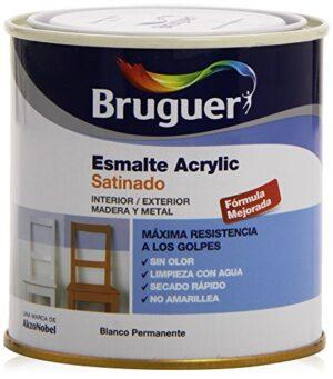 Bruguer 5160660 - Laca acrílica BLA esmalte satinado acrílico ...