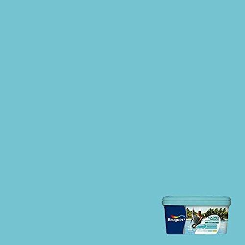 Bruguer 5160737 - Colores del mundo del Caribe TURQUESA Natural ...