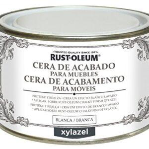 CERA ACABADA PARA MOBILIARIO BLANCO XYLAZEL 400 ML