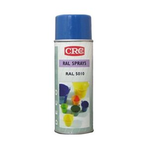 CRC 31292-AA Paint Spray, Gentian Blue, 400 ml