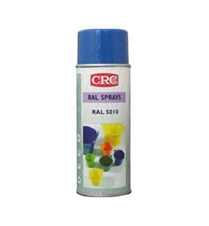 CRC 31292-AA Paint Spray, Gentian Blue, 400 ml