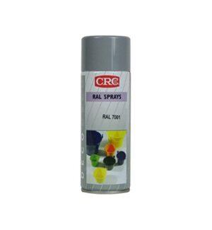CRC 32410-AA Spray de pintura, gris plata, 400 ml