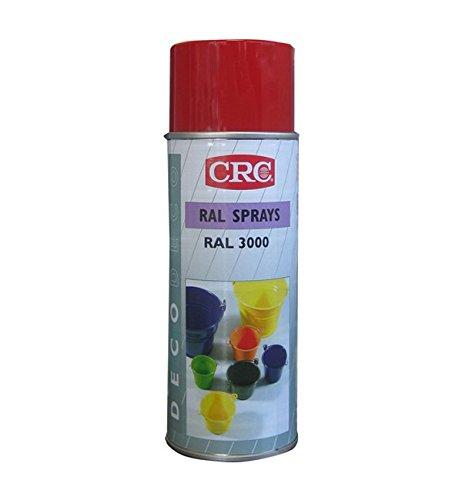 CRC 32416-AA Spray de pintura, rojo fuego, 400 ml