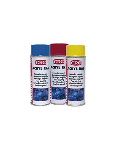 CRC - Acryl Ral 9005 Negro Pintura acrílica de secado rápido ...