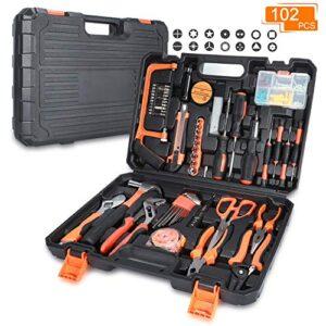 Caja de herramientas, 102 Kit de caja de herramientas portátil ...