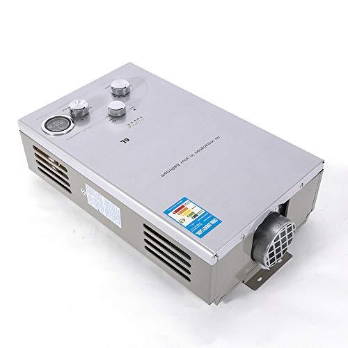 Calentador de agua a gas natural 6L