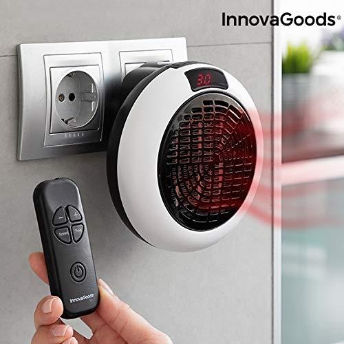 Calentador de cerámica Cerámicas InnovaGoods IG814045 con ...