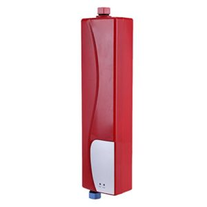 Calentador eléctrico instantáneo, mini calentador automático ...