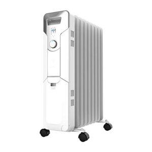 Cecotec Ready Warm 5650 Space Radiador de aceite. 9 Módulos, ...