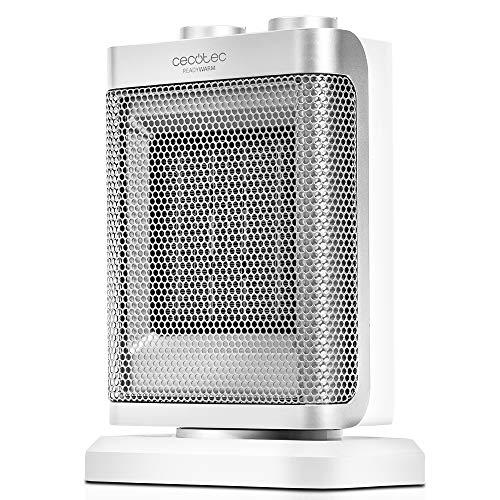 Cecotec Ready Warm 6100 Cerámica Rotar Calentador de cerámica. ...