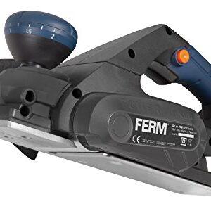 Cepilladora Ferm PPM1010 (650 W), 230 V, negra