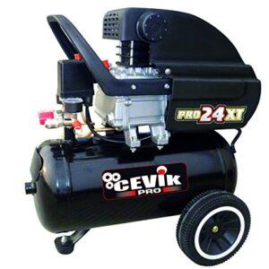 Cevik CA-PRO24XT - Monobloque portátil 230V- 2,5HP- 24 Lt.-...