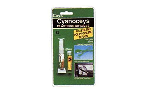 Ceys CEY400504114 Adhesivo instantáneo especial para plástico ...