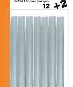 Cleopatre - PO14PPRCT - Paquete de 14 barras de pegamento universales ...