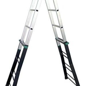 Coamer B-45 Escalera multiposición (acero-aluminio)