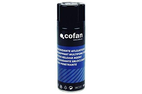 Cofan 15000001 Aflojatodo multipropósito, etiquetado, 400 ml