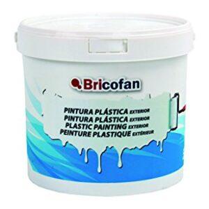 Cofan 15002371 Pintura plástica exterior, blanco, 10 kg