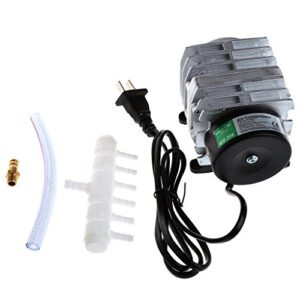 Compresor de aire electromagnético JAGETRADE 45L / min 25W A ...
