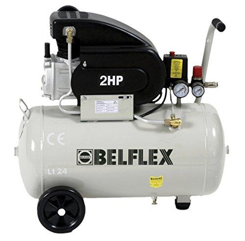 Compresor de transmisión directa Abratools 410000020ES, 1500 W, ...