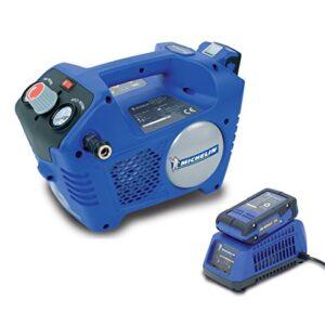 Compresor portátil Michelin Mbl24V, azul