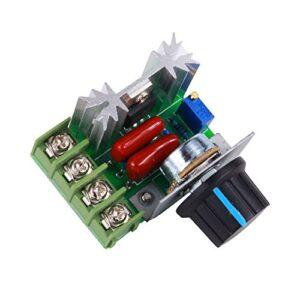 Control de velocidad de Yosoo Motor de CA Controlador PWM ...