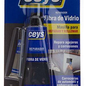 Desconocido M59014 - Adhesivo reparador de fibra de vidrio